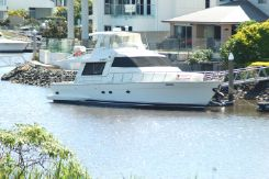 1988 Pilothouse Motoryacht 580