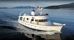1967 Custom Long Range Luxury Yacht