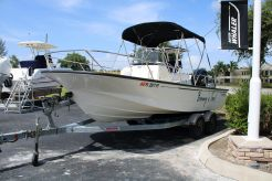 2014 Boston Whaler 19 Montauk