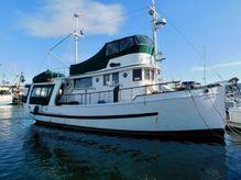 1954 Benson 52 Fantail Trawler