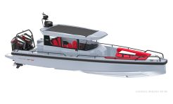 2021 Brabus Shadow 500 Cabin