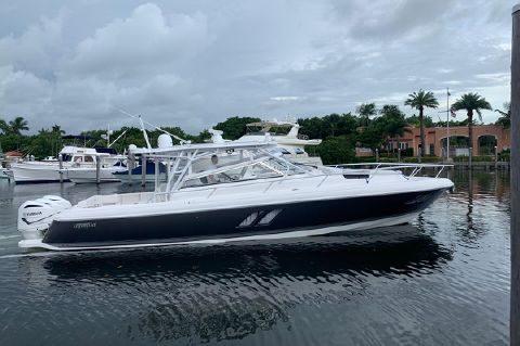 2018 Intrepid 430 Sport Yacht 2018