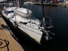 2002 Jeanneau Sun Odyssey 43 DS-deck saloon