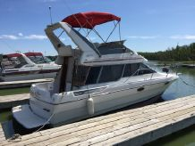 1990 Bayliner 2958 Command Bridge