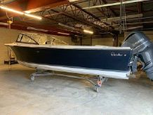 2021 Rossiter 23 Classis Day Boat