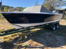 2022 Rossiter 23 Classic Day Boat