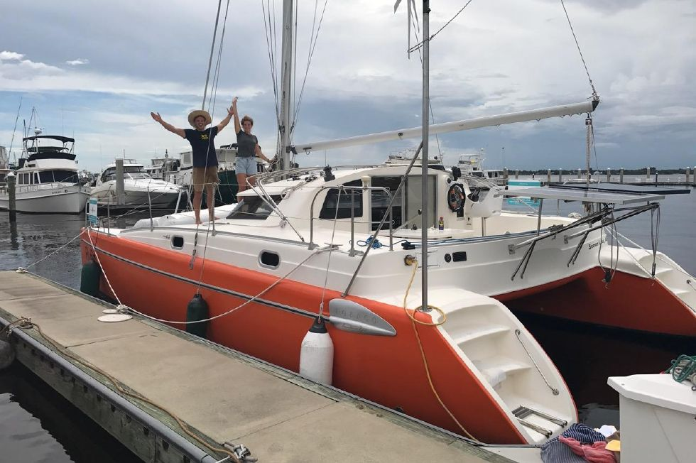 Fountaine Pajot 35 Tobago Current Owners