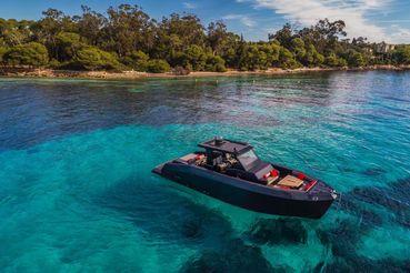 2017 Mazu Yachts WA 42