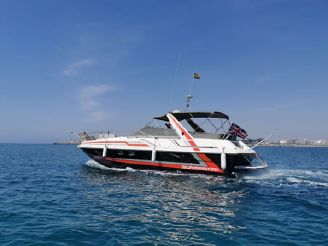1986 Sunseeker Rapallo 36