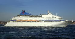 1992 Cruise Ship, 1400 Passengers - Stock No. S2002 Unknown