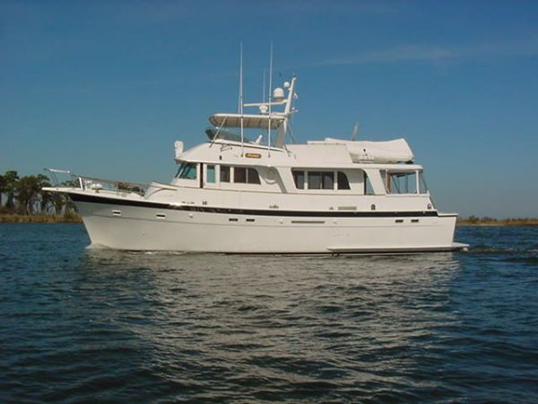 1979 Hatteras Long Range Cruiser 58 Boats for Sale - Bayport