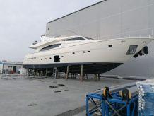2008 Ferretti Yachts 88