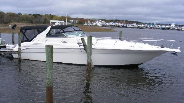 Sea Ray 450 Sundancer 1996 Sea Ray Sundancer 450