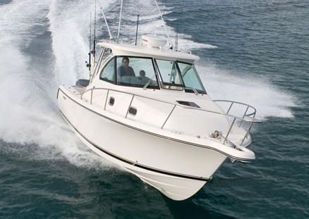 2013 Pursuit OS 315 Offshore - Pursuit 315 OS - Manufacturer Provided Image