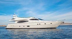 2002 Ferretti Yachts 76'