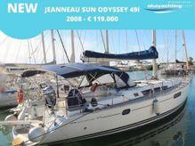 2008 Jeanneau Sun Odyssey 49i - 49 i