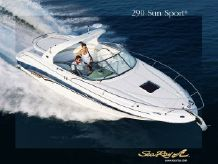 2001 Sea Ray 290 Sun Sport
