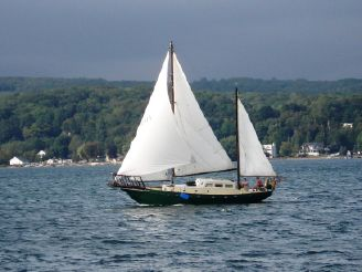 1963 Custom 34 Ketch
