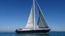 1990 Custom Aluminum Sail Yacht