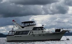 1992 Bayliner 4588 Pilothouse