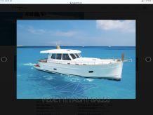 2018 Sasga Yachts Menorquin 54