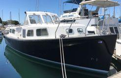 1993 Willard Marine 12 meter Navy Admirals Launch