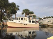 2003 American Tug 34 Pilothouse Trawler