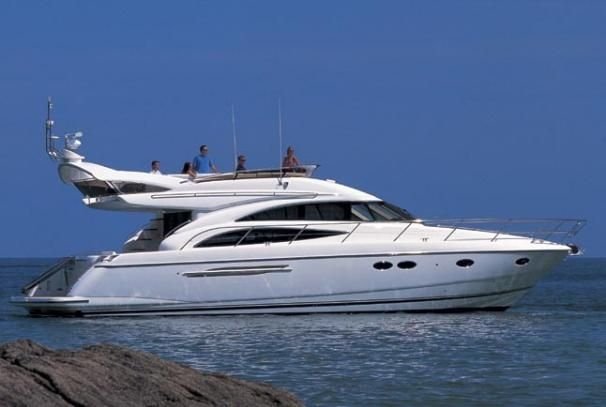 2005 Viking Sport Cruisers