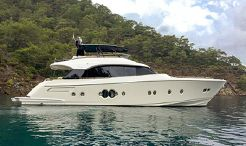 2013 Monte Carlo Yachts MCY 76