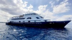 1987 Superyacht Dive Liveaboard