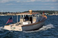 1957 Custom Downeast Lobster Yacht