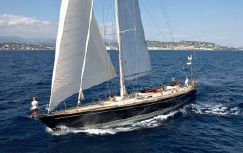 CNB 76 Sloop German Frers Design
