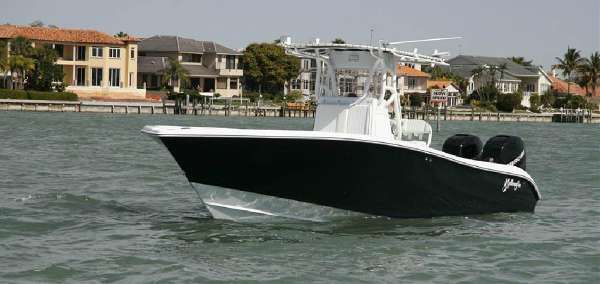 Yellowfin 29 CC