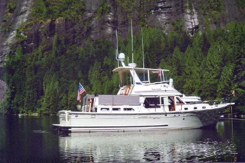 1991 Offshore 48 Yachtfisher