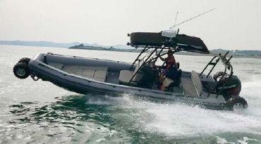 2020 Ocean Craft Marine 8.4 M Amphibious