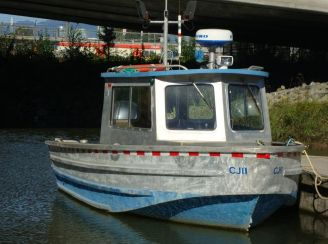 2009 Custom Aluminum Pilot House