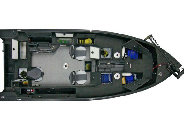 Alumacraft Competitor 205 Tiller image