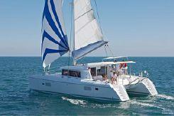 2011 Lagoon 421 Sailing Catamaran
