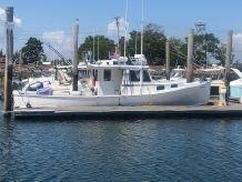 2001 Northern Bay 36 Tuna rigged hardtop