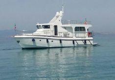 1998 Custom Cantieri Navali Del Golfo Srl Motovedetta 15 Mt