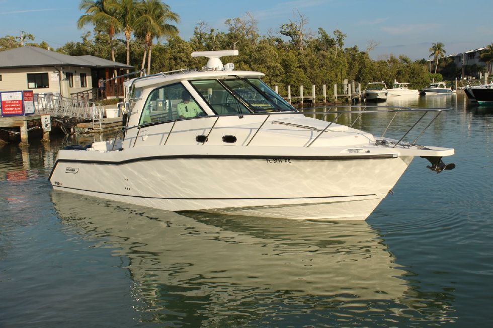 2010 Boston Whaler 345 Conquest 35 Boats for Sale - All Captains