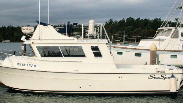 Sea Sport 27' ADVENTURER Profile