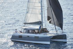 2021 Nautitech 40 Open Catamaran