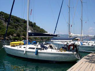 1989 Catalina 36 MK I