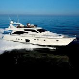 2011 Ferretti Yachts 700