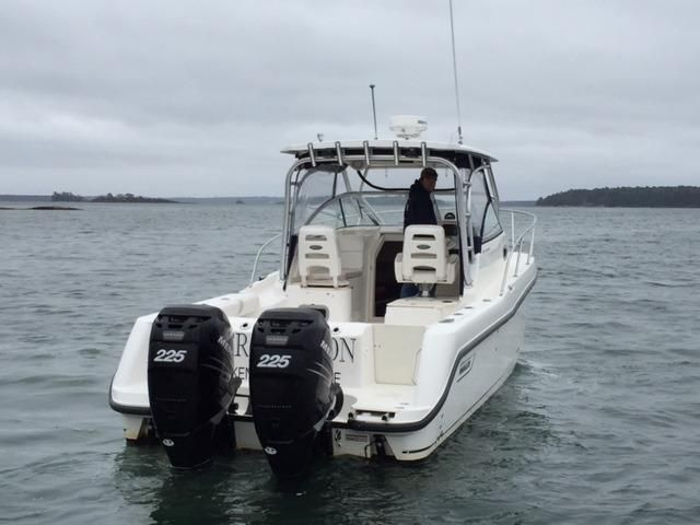 2007 Boston Whaler 28 Conquest Boats for Sale - DimillosYacht Sales