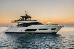 2018 Ferretti Yachts 670