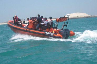 2020 Ocean Craft Marine Solas Rescue 6.5M