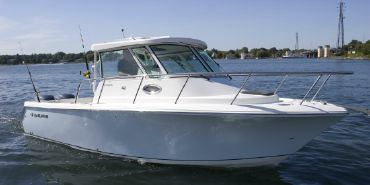 2021 Sailfish 270 WAC