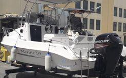 2016 Custom Marine Site MARINE 19 CABIN